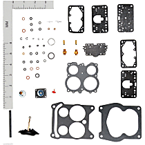 15880 Carburetor Repair Kit - Direct Fit, Kit