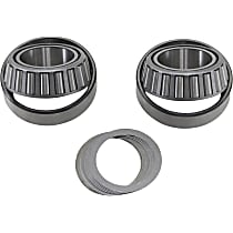 CK D44 Ring And Pinion Installation Kit - Direct Fit