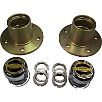 Yukon Gear & Axle YA W61650 Hub Conversion Kit - Direct Fit