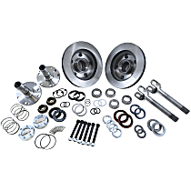 YA WU-01 Locking Hub Conversion Kit - Direct Fit, Kit
