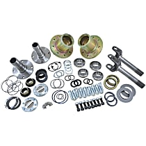 YA WU-03 Locking Hub Conversion Kit - Direct Fit, Kit