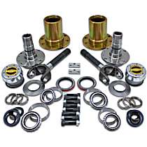 YA WU-07 Locking Hub Conversion Kit - Direct Fit, Kit