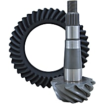Yukon Gear & Axle YG C8.25-307 Ring and Pinion - Direct Fit, 2 Pieces Rear