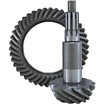 Yukon Gear & Axle YG C8.42-323 Ring and Pinion - Direct Fit, Sold individually Rear