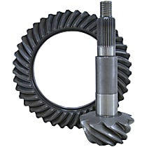 Yukon Gear & Axle YG D44-411 Ring and Pinion - Direct Fit, Sold individually