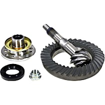 Yukon Gear & Axle YG T8-411K Ring and Pinion - Direct Fit, Kit