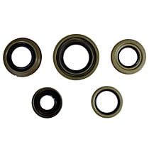 Axle Seal - Direct Fit, Sold individually Rear