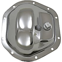 Yukon Gear & Axle YP C1-D44-STD Differential Cover - Polished, Aluminum, Direct Fit, Sold individually