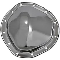 Yukon Gear & Axle YP C1-GM12T Differential Cover - Chrome, Steel, Direct Fit, Sold individually