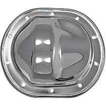 YP C1-GM14T Differential Cover - Chrome, Steel, Direct Fit, Sold individually