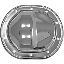 Yukon Gear & Axle YP C1-GM14T Differential Cover - Chrome, Steel, Direct Fit, Sold individually