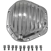 Yukon Gear & Axle YP C2-D60-STD Differential Cover - Polished, Aluminum, Direct Fit, Sold individually