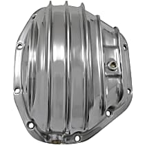 Yukon Gear & Axle YP C2-D80 Differential Cover - Polished, Aluminum, Direct Fit, Sold individually
