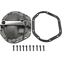 Yukon Gear & Axle YP C3-D44-STD Differential Cover - Polished, Aluminum, Direct Fit, Sold individually