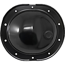 Yukon Gear & Axle YP C5-C8.25 Differential Cover - Black, Direct Fit, Sold individually