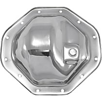 Yukon Gear & Axle YP C5-C9.25-R Differential Cover - Silver, Steel, Direct Fit, Sold individually