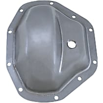 Yukon Gear & Axle YP C5-D80 Differential Cover - Silver, Steel, Direct Fit, Sold individually