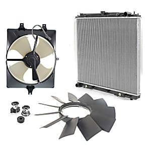 Radiators, Fans, Cooling Systems & Components