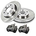 Brake Disc and Caliper Kit