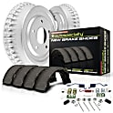 Brake Drum and Shoe Kit