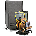 Hardtop Storage Cart