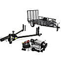 Hitches, Winches & Trailers