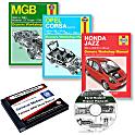 Repair Manuals, Videos & Software