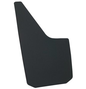 Front or Rear, Driver and Passenger Side Mud Flaps, Set of 2