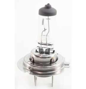 Headlight Bulb - Driver or Passenger Side, H7 Bulb Type, High Beam or Low Beam