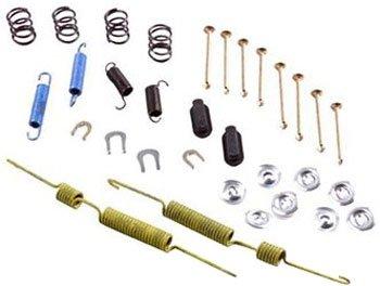 Drum Brake Hardware Kit Rear Centric 118.33001