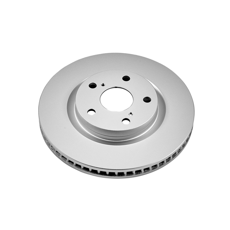 Power Stop AR82110EVC front Evolution/Genuine Geomet Coated/Brake Rotor