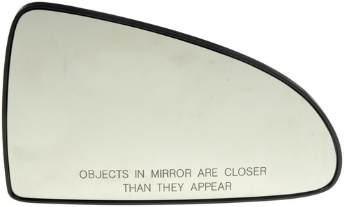 Dorman 56625 Passenger Side Plastic Backed Non-Heated Mirror Glass