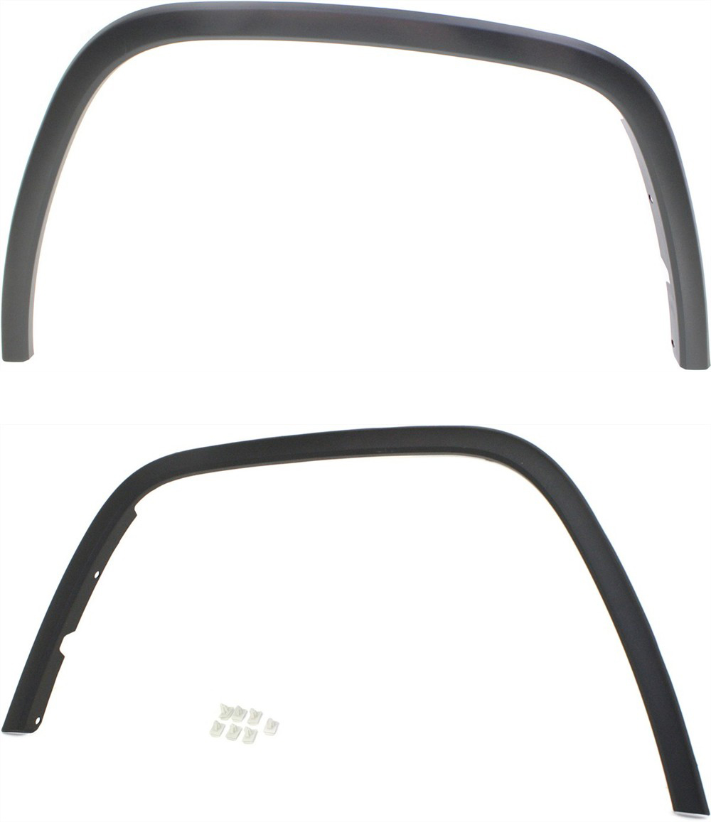 REPJ221323 Replacement Fender Flare CH1291106