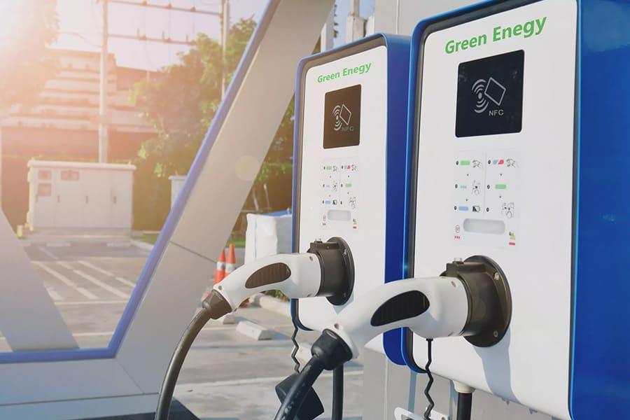 Plug and Charge Tech