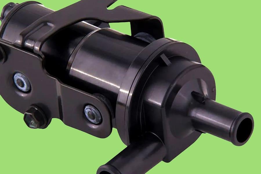 Hybrid Drive Cooling Pump