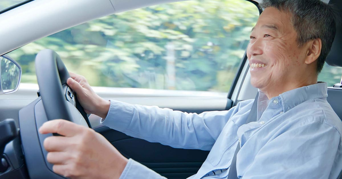 vehicles for older drivers