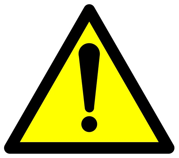 Warning Symbol