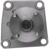 Gates Fan Pulley Bracket