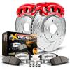 Powerstop Brake Disc and Caliper Kit