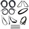 Precision Parts Weatherstrip Kit