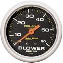 Blower Pressure Gauge