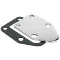 Fuel Pump Block-Off Plate