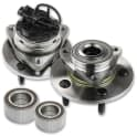 Wheel Hubs, Bearings, and Components